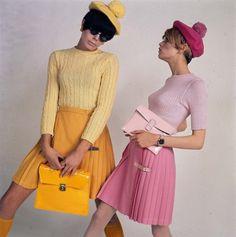 60s Fashion - Peggy & Twiggy ??
