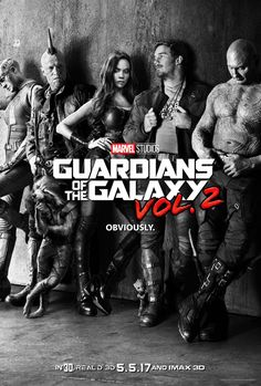 The Guardians of the Galaxy Vol. 2 Poster and Sneak Peek Are Here (Complete With Baby Groot)