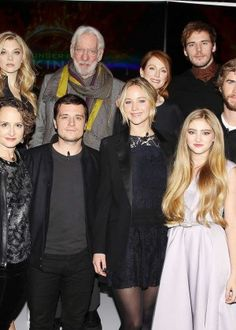 Mockingjay Cast the last time josh and jen will work together