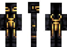 Spider-Man Alternate Suit Minecraft Skin