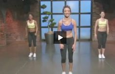 VIDEO: 20-Minute Fat Blaster