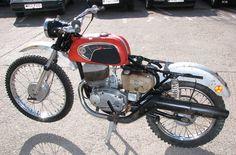 1978 CZ 175 Trail
