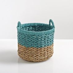 La Redoute online store, FREE Click & Collect for orders over and free returns†. Textiles, Blog Deco, Mexican Style, Deco Design, Next At Home, Storage Baskets, Home Decor Accessories, Decoration, Crates