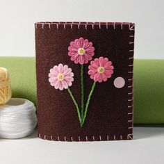 Wool Needle Case