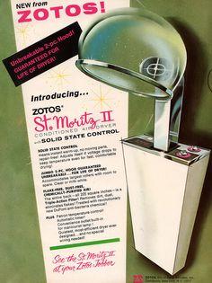 Zotos - St. Moritz Hair-Dryer