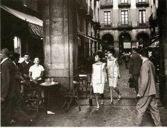 Plaça Reial, 1962 ∞ Barcelona