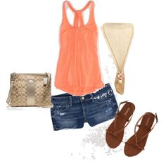 """Summer 2012"" by redvolley on Polyvore"