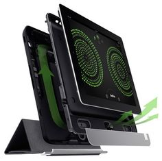 Belkin ThunderStorm - Bring surround sound to your iPad with a fully integrated hard case
