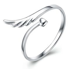 angel of my heart ring <3