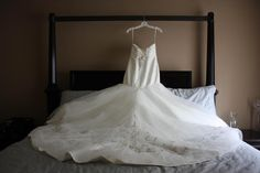 Allure Bridals 8416H3: buy this dress for a fraction of the salon price on PreOwnedWeddingDresses.com