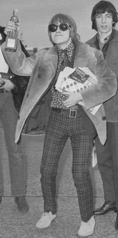 Brian Jones & Bill Wyman | The Rolling Stones