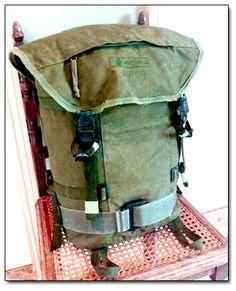"""Berghaus """"Munro"""" classic 80's-90's british simple rucksack"""