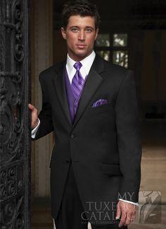 Black Notch with Fabric Trim Tuxedo from http://www.mytuxedocatalog.com/catalog/rental-tuxedos-and-suits/C910-Black-Notch-with-Fabric-Trim-Tuxedo/