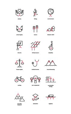 The Chain Reaction Project on the Behance Network