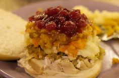 Turkey Bird Sandwiches, my fave sandwich the day after Thanksgiving, YUM! Thanksgiving Leftovers, Thanksgiving Side Dishes, Happy Thanksgiving, Turkey Sandwiches, Wrap Sandwiches, Turkey Bird, Fall Recipes, Christmas Recipes, Tuna Melts