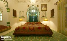 Beautiful #Ethnic #HomeDecor Details at #PalaceHotel in #Rajasthan http://DeogarhMahal.com/ ~