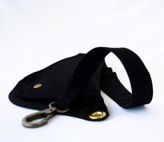 Rope Strap Velvet Zipper Bag Minimal Gift for Her Micro Suede Cross Body Purse Carry Phone Keys Wallet Simple Dark Sage Green