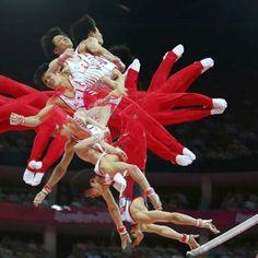 Kohei Uchimura got the gold medal!