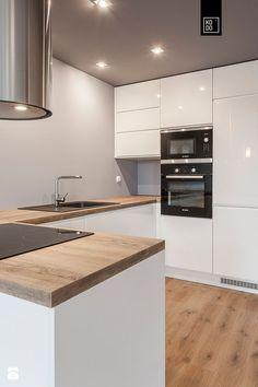 Farmhouse Apartment Kitchen Decor 57 Ideas For 2019 Kitchen On A Budget, Home Decor Kitchen, New Kitchen, Home Kitchens, Kitchen Ideas, Kitchen White, Wooden Kitchen, Wooden Counter, Kitchen Corner