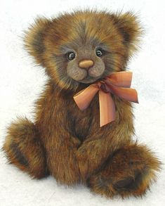 Rudy by Michelle Lamb (One and Only Bears)