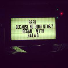Gotta love it! #Nashville #beer