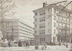 Sıhhiye SSK binası 1955