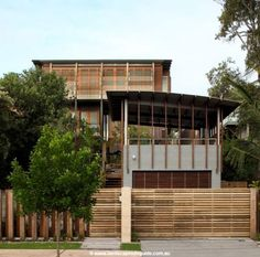 How to Build a Fence: How To Build A Fence With Wooden Front House Fence