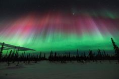 Watch For the Aurora Tonight, Even If You're In the South
