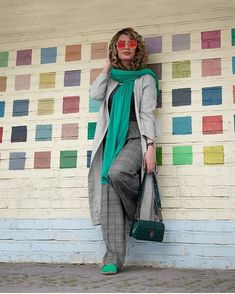 Image may contain: 1 person, standing Modest Fashion Hijab, Muslim Fashion, Daily Fashion, Girl Fashion, Womens Fashion, Fashion Poses, Fashion Outfits, Fashion Trends, Niqab