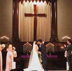 Ki Hong Lee Wedding