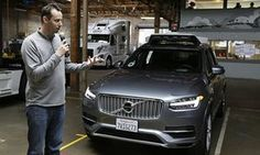 Uber accused of 'calculated theft' of Google's self-driving car technology | Technology | The Guardian