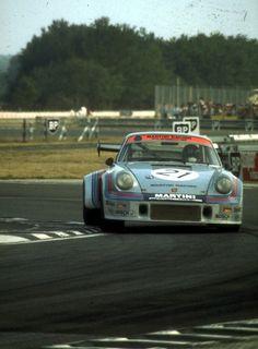 Porsche 911 Carrera RSR Turbo  Le Mans 1974