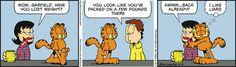 Garfield Comic Strip   for Nov/07/2014  on GoComics.com