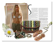 """Tribalover"" by dee-dee-01 ❤ liked on Polyvore featuring Free People, Laidback London, Dee Berkley and tribalover"