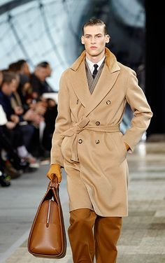 Loius Vuitton menswear: Kim Jones for Louis Vuitton Men's fall-winter 2012-2013 collection