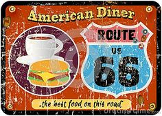 Diner Stock Illustrations – 5,169 Diner Stock Illustrations, Vectors & Clipart - Dreamstime