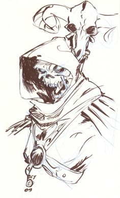 Skeletor by Eric Canete Comic Art