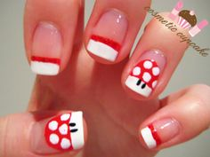 Super Mario Bros Manicure? Can your nails GET any cooler?!