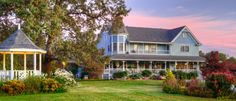 Blue Mountain Mist in Sevierville, Tennessee. A beautiful bed and breakfast!