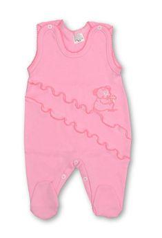 Růžové kojenecké dupačky s obrázkem. #dupačky #růžová #děti Onesies, Rompers, Baby, Kids, Clothes, Fashion, Young Children, Outfits, Moda