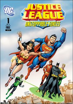 justice league comic books  | team to bring Justice League to cereal boxes | Robot 6 @ Comic Book ...