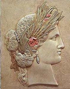 Ceres, Roman Goddess of Grain and Fertility