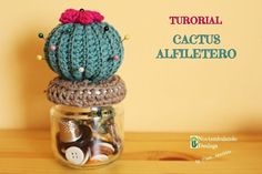 How For Making Your Landscape Search Excellent Ideas Que Mejoran Tu Vida Crochet Pincushion, Crochet Cactus, Pink Drive, Sewing Kit, Knitting Needles, Pin Cushions, Diy Gifts, Crochet Earrings, Crochet Patterns