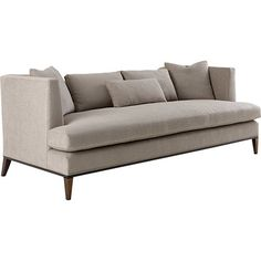 Baker Furniture : Presidio Sofa - 6729S : yes : Barbara Barry : Browse Products