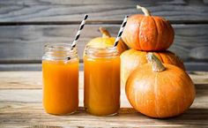 This autumn bone health carrot and pumpkin juice is packed with seasonal ingredients that strengthen and build our bones. Baby Food Recipes, Snack Recipes, Healthy Recipes, Juice Recipes, Healthy Food, Natural Treatments, Natural Cures, How To Heal Burns, Danette May
