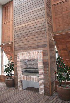 fantastic outdoor fireplace with lanes ceramic klompie bricks Fireplaces, Seaside, Garden Ideas, House Ideas, Outdoor, Home Decor, Ovens, Brick, Log Burner