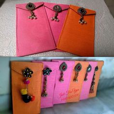 """Search for """"just for you- return gifts & trousseau pack"""" on Facebook Diy Envelope, Envelope Design, Indian Wedding Cards, Indian Weddings, Wedding Favours, Wedding Gifts, Shagun Envelopes, Trousseau Packing, Creative Area"""
