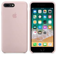 The Black Silicone Case for iPhone 8 Plus and iPhone 7 Plus protects and fits snugly over the curves of your iPhone, without adding bulk. Capa Iphone 6s Plus, Iphone 7 Plus Funda, Iphone 7 Plus Cases, Iphone Phone Cases, Iphone Ringtone, Iphone Camera, Camera Lens, Apple Iphone 6, Apple Ipad