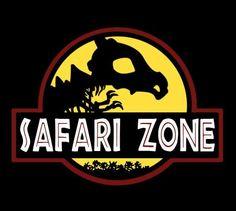 Pokemon The Safari Zone