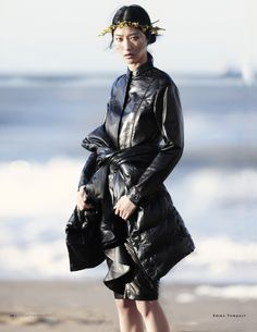ji hye park by emma tempest for vogue russia july 2013 #fashion #photography #editorial